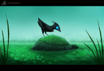 Day 780. Sidhe - Psudeo Screenshot by Cryptid-Creations
