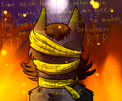 R.I.P. by xDorchester