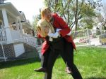 FMA - Two Brothers 4 by Hyokenseisou-Cosplay