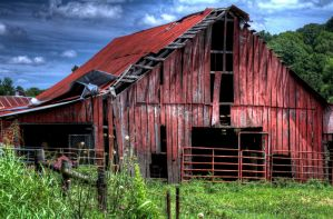 Nashville Barn by efcooper