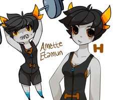 Amette Etamun by Cuddle-beast