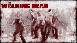 THE WALKING DEAD poster by teotone92