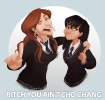 I'm Cho chang y'all by Prydester