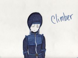 Climber 2 by Middlelioness