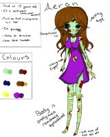 Aeron Reference by Musicallychalanged