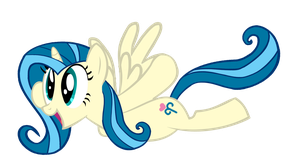 I believe I can fly - Tina Fountain Heart by mirry92