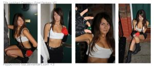 Tifa Lockhart Cosplay Collage by Peppermint-Tea