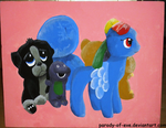 Stuff Toys by Parody-of-Eve