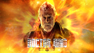 50th Anniversary Special John Hurt Wallpaper by theDoctorWHO2
