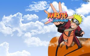 Naruto - The Sage - Widescreen by crz4all