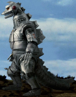 GODZILLA The Living Apocalypse Files:MechaGodzilla by GodzillaFan1234