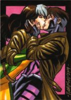 Another Rogue and Gambit PSC by ryanorosco
