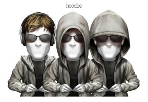 free deck poker-the hoodie by kokecit