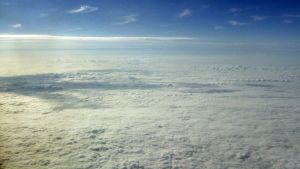 Shadow on the Cloud Tops by Geistson