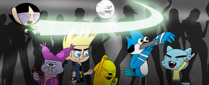 Biggest party EVER! by xXBloody-MagicXx