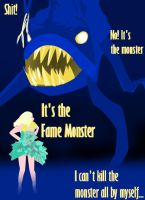 I Can't Kill the Fame Monster by anoanoanoano