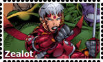Zealot Stamp by WOLFBLADE111