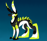 Unnamed Creature Adoptable/Design :Closed: by DaPuddingz