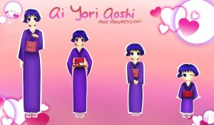 Ai Yori Aoshi - Age Regression by sweetiiang3l