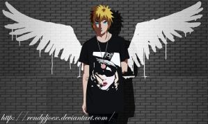 Naruto Wings style 1 by RendyLJoex