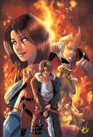 FF VIII Reload by J-Estacado