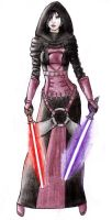 KotOR: Darth Revan by Felinna