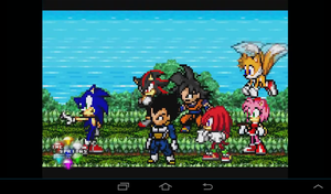 Screenshot Sonic The Hedgehog Two Worlds Collide by MyPicts