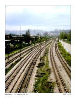 Railway in Rakovica 01 by ESDY