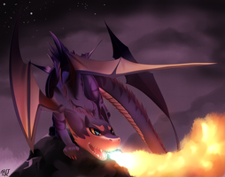 Dragon by phation