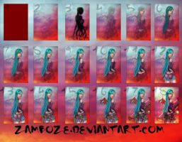 Step by step heavenly archer by zamboze