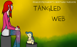 Tangled Web - Nuzlocke Announcement Banner! by angelofcryinghearts