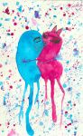 JellyBean Kisses by CheeseVision