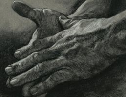 My Best Friend's Hands by LizMasters