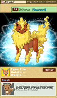 DATA: E-03 .:FLAREON-E:. by PEQUEDARK-VELVET