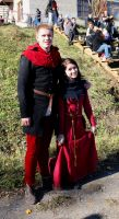 Young couple by Hudojnica
