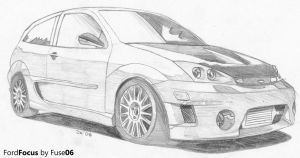 Ford Focus by FuseEST