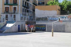Barcelona Graffiti by md198