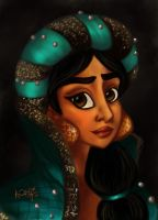 Princess of Agrabah by TottieWoodstock