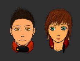 Char and Seth:Profile by Ghoopas