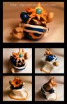 Magolor Clay Model by Tigermix