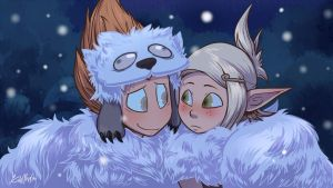 Cold Night by gaby14link