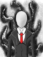 Slenderman by TheBiomex