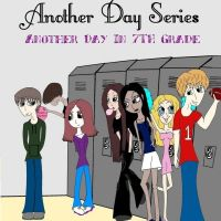 Another Day In 7TH Grade Ad by lonely-in-winter