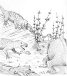 The Last Therapsid by PaleoAeolos