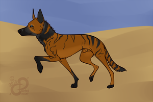 Eis: There are Sands Aplenty by PaintedCricket