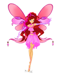 Contest: Scarlett Enchantix by Winx-Bunny
