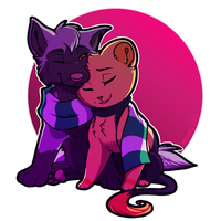 Snuggle Wuggles by mirzers