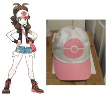 White's Hat from Pokemon by SailorUsagiChan