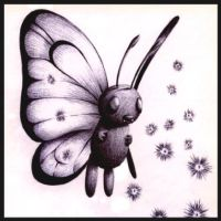012 - Butterfree by Petah55
