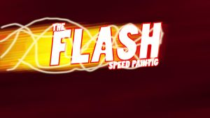 The Flash title card/thumbnail by IDROIDMONKEY